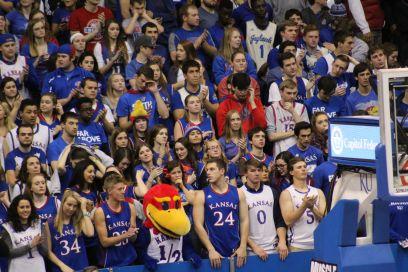 KU basketball wins big 12
