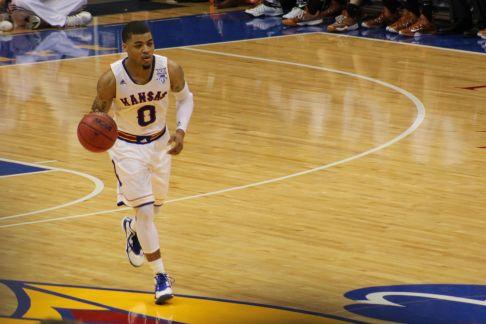 KU basketball wins big 12_3