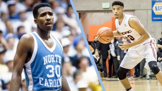 Sons Of Nba Players In College Basketball 2017 2018 College